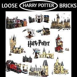 MOVIE New The World Of Harry Potter Building Blocks Bricks Set Kid Toys