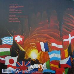 Manowar Warriors Of The World (2002) Nuclear Blast orange vinyl Germany NEW