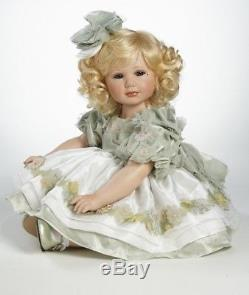 Marie Osmond Love Makes the World Go Round Porcelain Doll NEW 17LE of 350