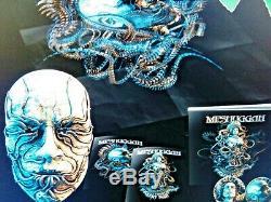 Meshuggah The Violent Sleep Of Reason NEW Box-Set 1000 worldwide incl. Mask