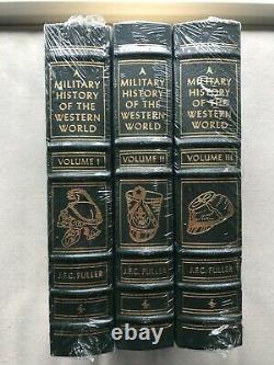 Military History of the Western World by J. F. C. Fuller, 3 Vol. Set (Easton, New)