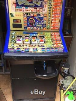 Monopoly Wonders Of The World Club Fruit Machine. New £1 coins. Good for Mancave