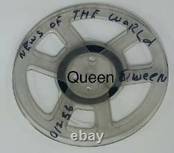 Music Vintage Memorabilia 2021 Auction Queen News of the World
