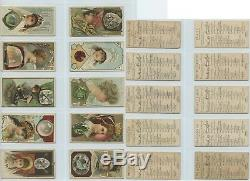 N218 Kinney Famous Gems of the World Nice Complete Set NEW PRICE