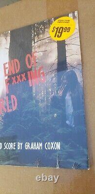 NEW Graham Coxon The End Of The Fing World Original Songs Score 2XLP Vinyl