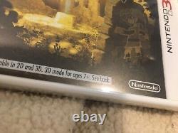 NEW(READ) The Legend of Zelda A Link Between Worlds 1st Print NTSC Nintendo 3DS