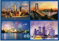 NEW Ravensburger Jigsaw Puzzle 18000 Pieces Skylines of the World New York