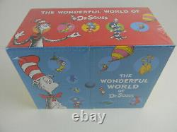 NEW -The Wonderful World of Dr Seuss Mulberry Street, If I ran The Zoo, Scramb