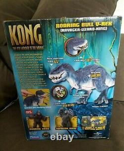 NEW Vintage Kong 8th Wonder Of The World ROARING BULL V-REX