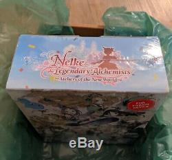 Nelke & The Legendary Alchemists Ateliers of New World LIMITED EDITION Switch