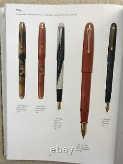 New Fountain Pens Of The World Book, by Andreas Lambrou, Master Edition