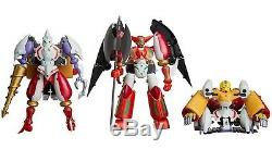 New Freeing Shin Getter Robo Last day of the world dynamic change figure JAPAN