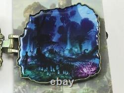 New Rare Walt Disney The World of Avatar Pandora Opening Day Trading Pin LE L16