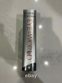New Wheel of Time The Eye of the World by Robert Jordan First Edition 1st Print