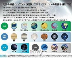 New World Eye Gakken Infinite Amount of Information Beyond the Globe F328 F/S