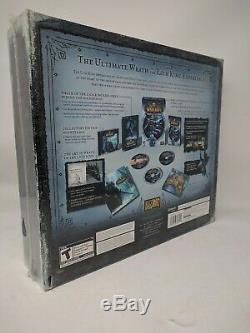 New, World of Warcraft Wrath of the Lich King Collector's Edition