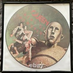 News of the World Picture Disc Queen