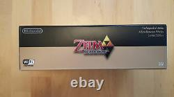 Nintendo 3DS XL The Legend Of Zelda A Link Between Worlds Console. NEW & SEALED
