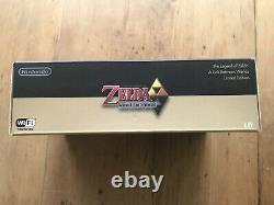 Nintendo 3DS XL The Legend Of Zelda A Link Between Worlds Console New PAL