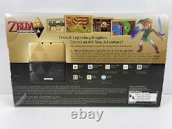 Nintendo 3DS XL The Legend Of Zelda A Link Between Worlds Edition NIB NEW Sealed