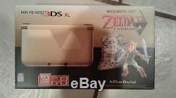 Nintendo 3DS XL The Legend of Zelda A Link Between Worlds BRAND NEW