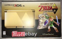 Nintendo 3DS XL The Legend of Zelda A Link Between Worlds Edition BRAND NEW
