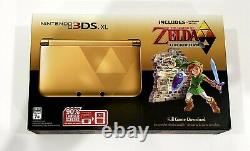 Nintendo 3DS XL The Legend of Zelda A Link Between Worlds Edition Brand New Seal
