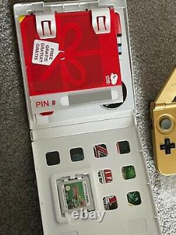 Nintendo 3DS XL The Legend of Zelda A Link Between Worlds Limited Edition new