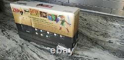 Nintendo 3DS XL The Legend of Zelda A Link Between Worlds Special Edition New