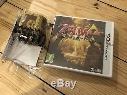 Nintendo 3ds The Legend Of Zelda A Link Between Worlds Collectors Edition New