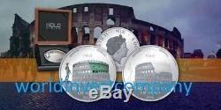 Niue 2016 The Colossus Of Nero Rome $5 Silver Coin NEW