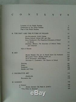 Official Catalogue of the Polish Pavilion at the 1939 World's Fair in New York