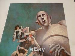 QUEEN, Freddie Mercury, Brian May, Roger Taylor News Of The World Fine art print