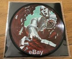 QUEEN News Of The World 2017 Picture Disc Vinyl LP Album (1977 Copies) MINT