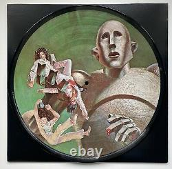 QUEEN News Of The World 40th Anniversary Limited Ed Pic Disc MINT & UNPLAYED