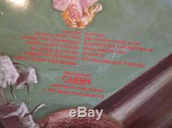 QUEEN News Of The World, GREEN WAX, DC 3, ORG FRANCE, 12/ LP, MINT, MEGA RARE