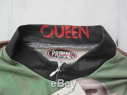 QUEEN News of The World Official Primal Wear Cycling Jersey 2005