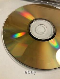 QUEEN Original Master Recording NEWS OF THE WORLD 24 KARAT GOLD CD Very Rare