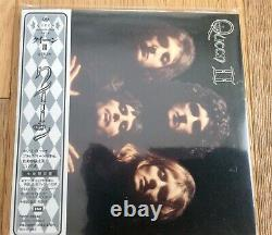 Queen 7 Japan Mini LP CD 1 & 2 & Jazz & News Of The World&Night At The Opera