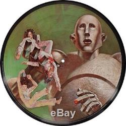 Queen Lp News Of The World 2017 Picture Disc Numbered Lim. Edition