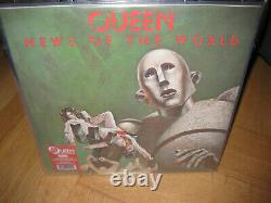 Queen Lp News of the World Marvel Cover Rare