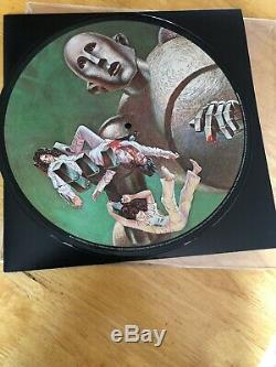 Queen NEWS OF THE WORLD Picture Disc Limited Edition #1938/1977 New Unplayes