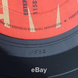 Queen News Of The World 12 Vinyl Album (Colombia) 1977 Mega Rare