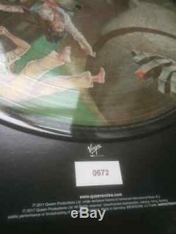Queen News Of The World 12 Vinyl Picture Disc U. K (2017)