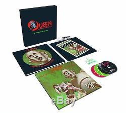 Queen News Of The World 40th Anniversary CD BOX SET HOLLYWOOD 2017 NEW 11/17