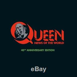 Queen News Of The World (40th anniversary Edition) (5 Cd)