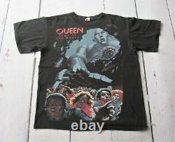 Queen News Of The World Album Women's Ladies Album T-Shirt
