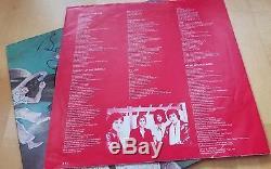 Queen News Of The World LP signed komplett signiert Autogramm