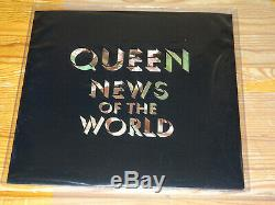 Queen News Of The World / Limited (1491) Picture-vinyl-lp 2017 Neu! New
