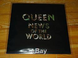 Queen News Of The World / Limited (1493) Picture-vinyl-lp 2017 Neu! New